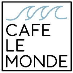 Cafe Le Monde logo